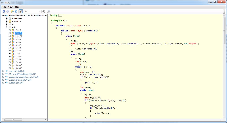 3 stage dot net Trojan – Joe's Security Blog